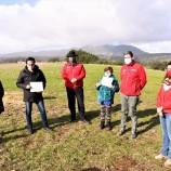 244 AGRICULTORES DE LA COMUNA RECIBEN BONO PARA FORRAJE