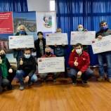 ORGANIZACIONES COMUNITARIAS DE PELLUHUE RECIBEN IMPORTANTES RECURSOS FONDES